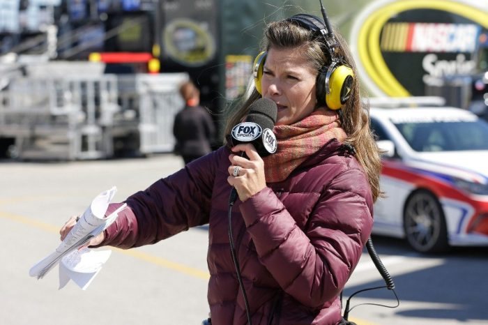 Jamie Little Has Been a Barrier-Breaking Motorsports Reporter for Nearly 20 Years