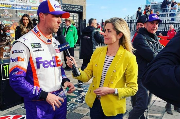 Kelli Stavast: What to Know About the NASCAR Pit Reporter