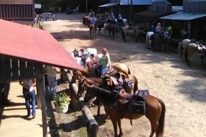 This North Carolina Cowboy Town Doesn't Allow Cars