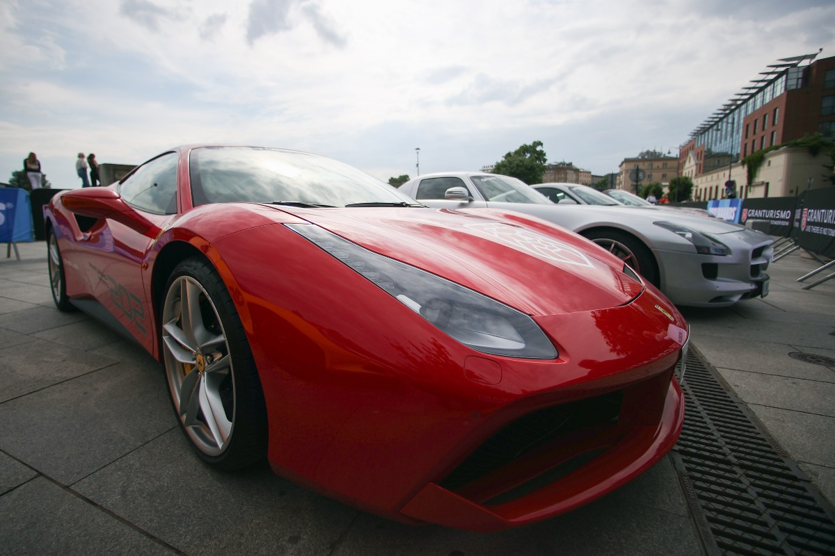 How Did Red Become the Go-To Color for Sports Cars?