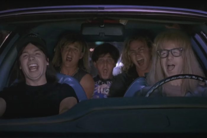 """The Car From """"Wayne's World"""" Has Been on a Wild Ride Over the Years"""