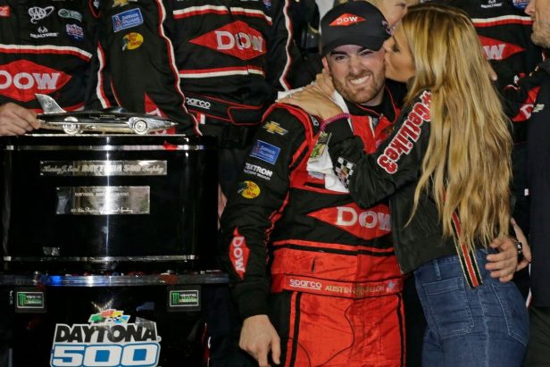 Austin Dillon's Wife Has an Impressive Career in Her Own Right