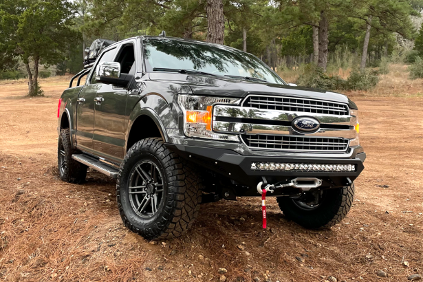 Enter The Adventure-Built F-150 Giveaway Powered By DECKED, and Win This Truck!