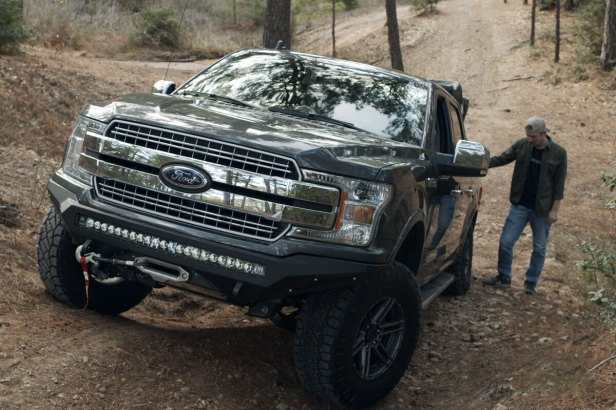 The DECKED Adventure-Built F-150 Giveaway Starts Today