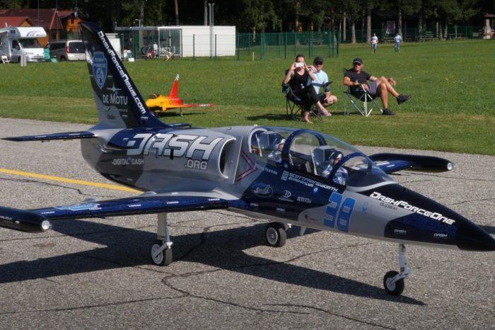 $70,000 RC Plane Takes to the Skies
