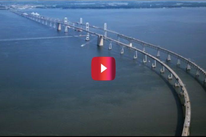 "Good Luck Driving Across ""The Scariest Bridge in America"""