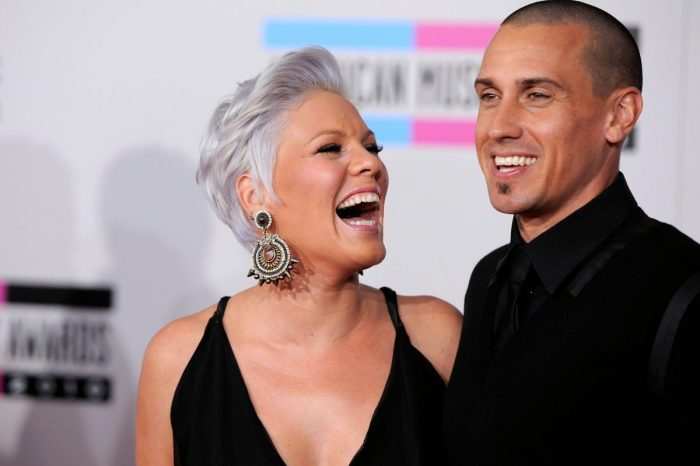 Pink's Husband Carey Hart Is a Former Motocross Star