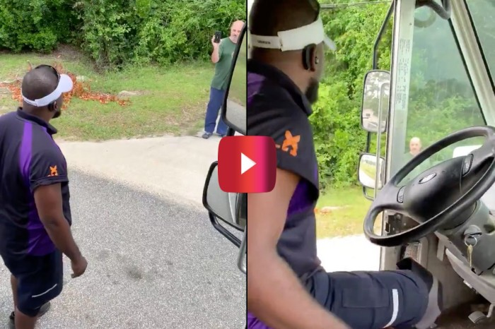 FedEx Driver Fired After Confrontation With Customer Goes Viral
