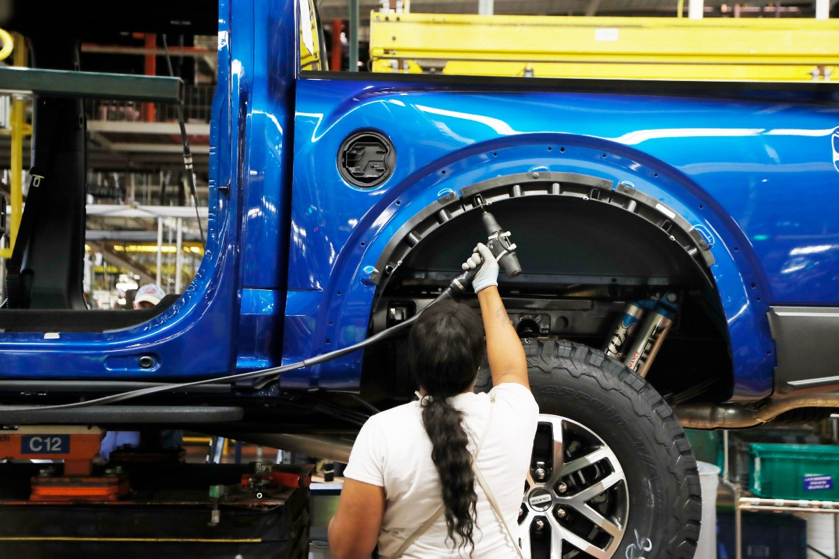 Where Are Ford Trucks Made?