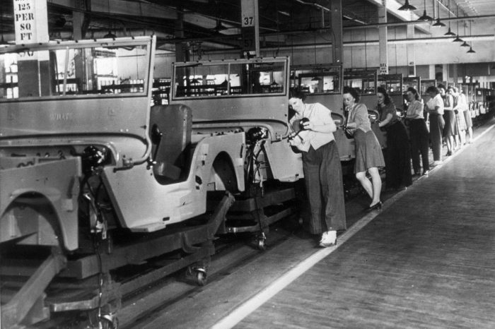How Jeep Had a Hand in the SUV Craze