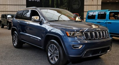 Jeep Should Stop Using Cherokee Name, Says Tribe's Chief