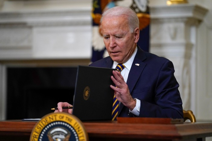 President Biden Signs Executive Order to Deal With Semiconductor Shortage