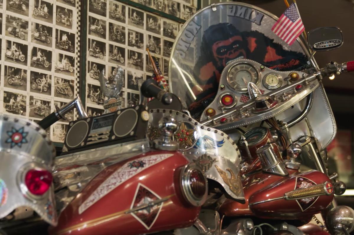 king kong motorcycle