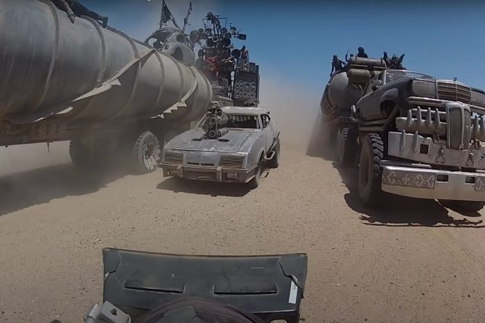 """Looking at the Wickedly Awesome Vehicles From """"Mad Max: Fury Road"""""""