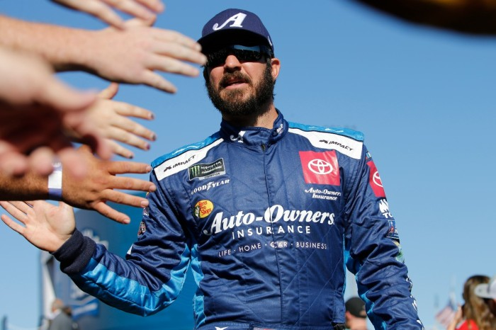 "Truex Signs Extension With Joe Gibbs Racing: ""This Is Where I Wanted to Be"""