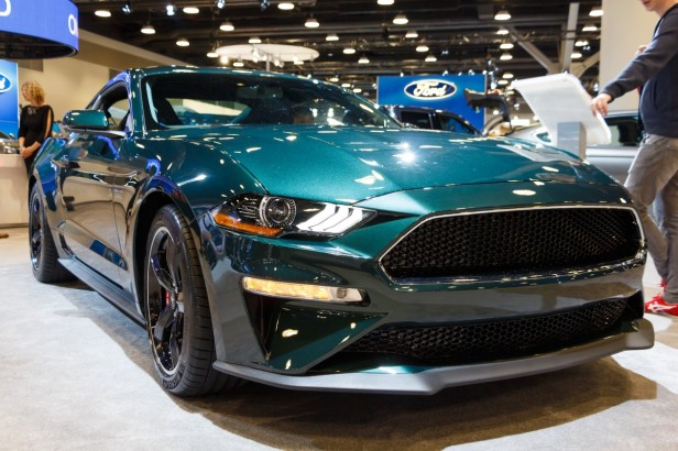 This Bold Car Thief Drove a Ford Mustang Bullitt Right Off the Dealership's Showroom Floor