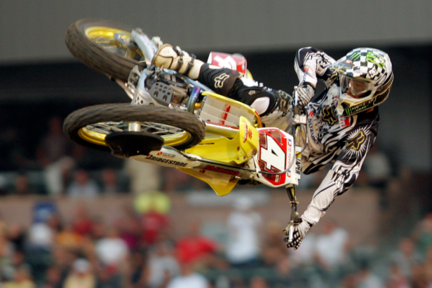 Ricky Carmichael Is Considered the GOAT in Motocross, and It's Easy to See Why