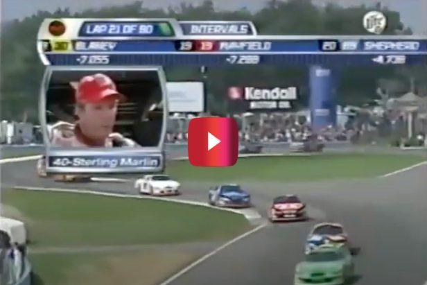 """Sterling Marlin Calls Greg Biffle """"Bug-Eyed Dummy"""" After NASCAR Wreck"""