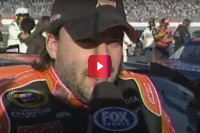 """Tony Stewart Blasts Goodyear in 2008 Interview: """"They Can't Build a Tire for Crap"""""""