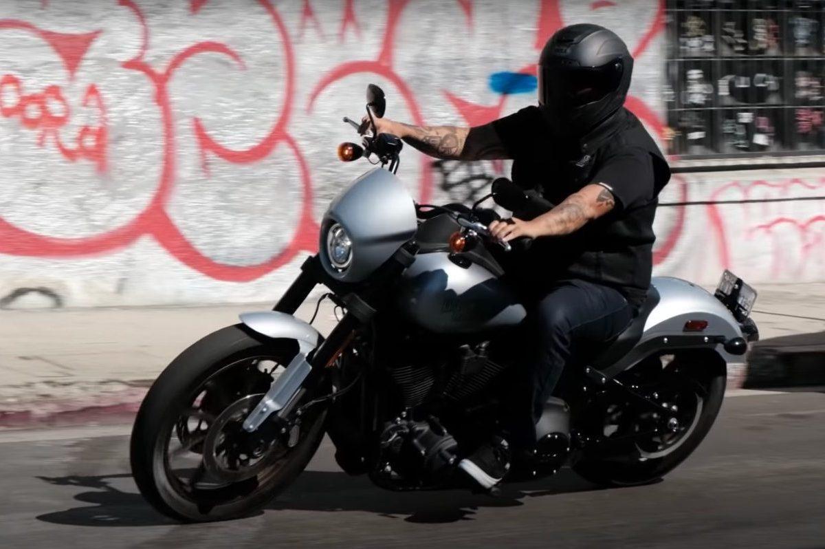 2020 low rider s