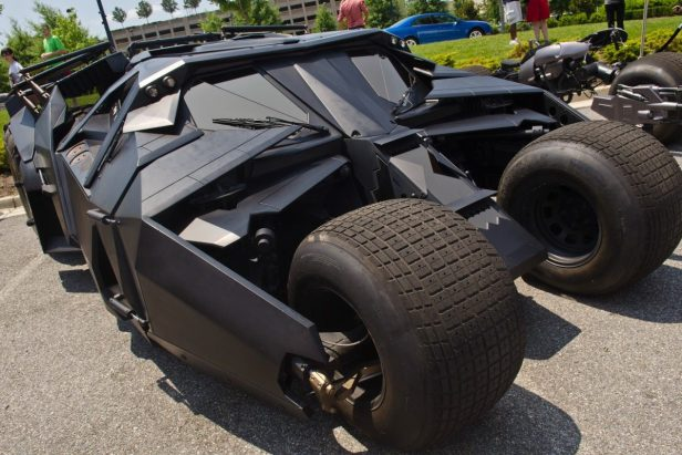 """The Tumbler Featured in """"The Dark Knight"""" Trilogy Is More Badass Than Previous Batmobiles"""