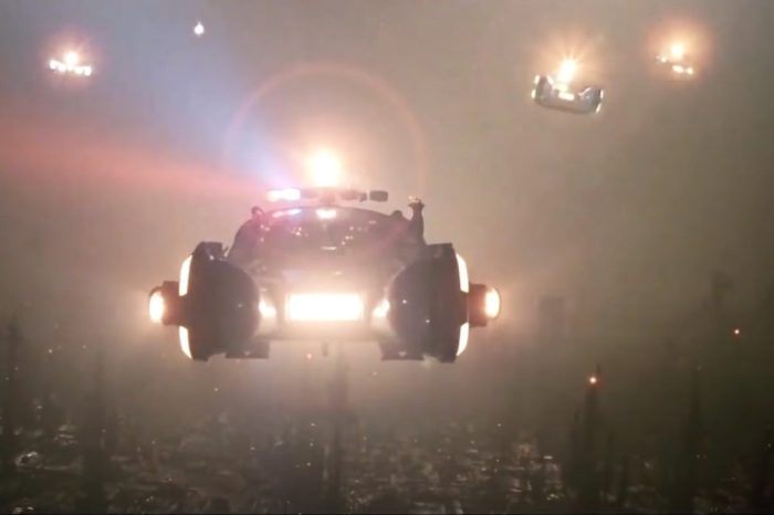 """The Flying Cars From """"Blade Runner"""" Set the Stage for Sci-Fi Vehicles"""