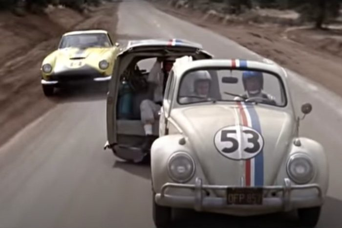Herbie the Love Bug: Remembering the Classic Race Car With a Mind of Its Own