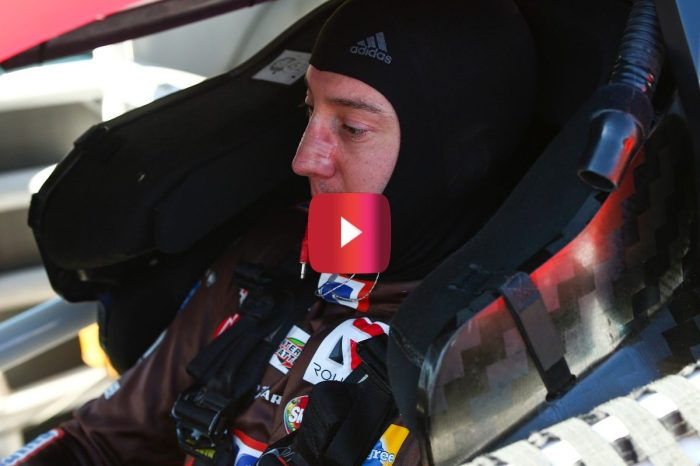 """Slow As F—ing Molasses!"" Kyle Busch Lights Up Team During Vegas Race"