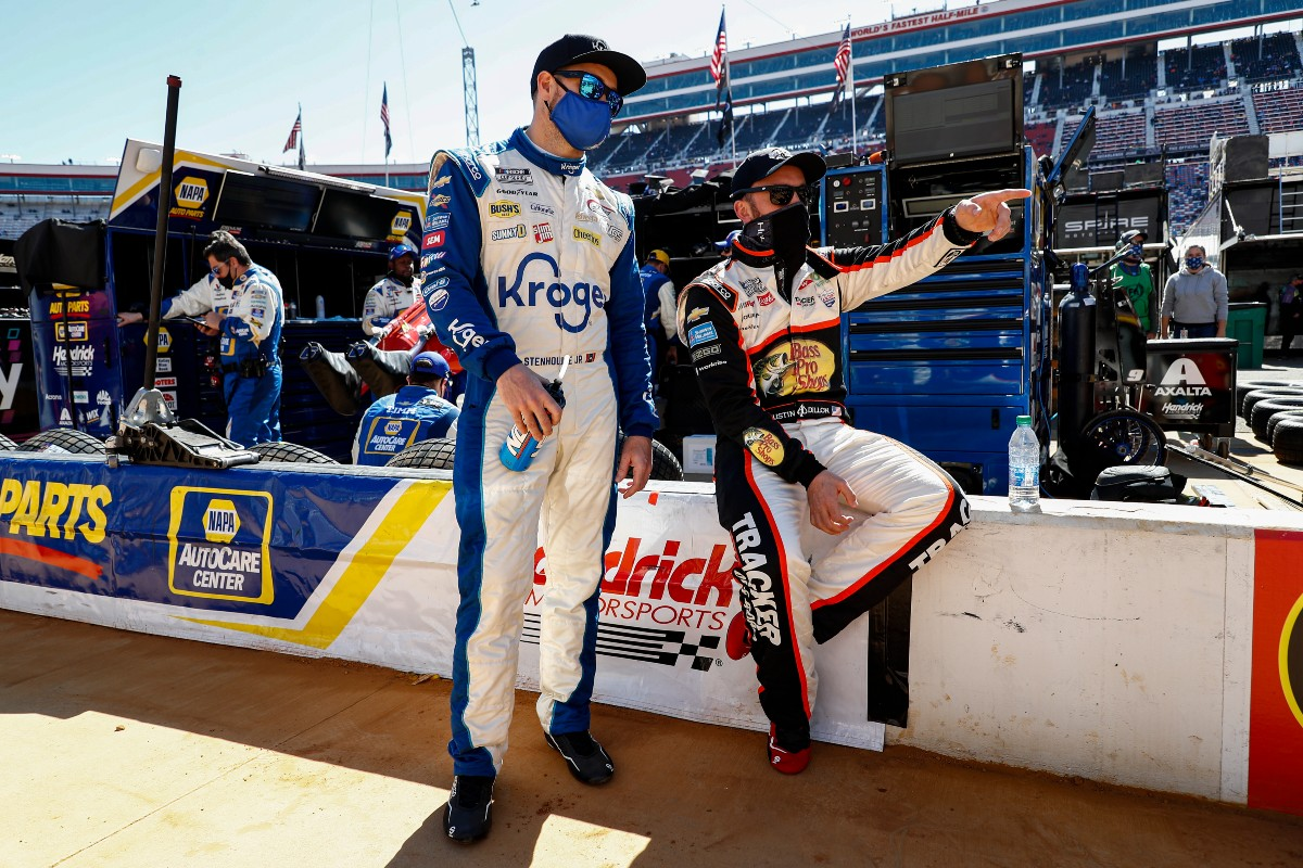 How to Become a NASCAR Driver, From Racing School to Sponsorships
