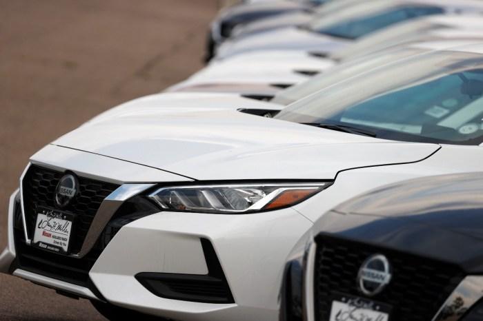 Nissan Recalls 854K Sentras Over Brake Light Malfunction