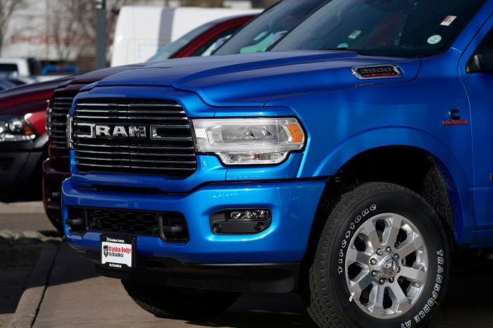 Ram Recalls 20,000+ Trucks Over Fire Risk, Urges Owners to Park Outside