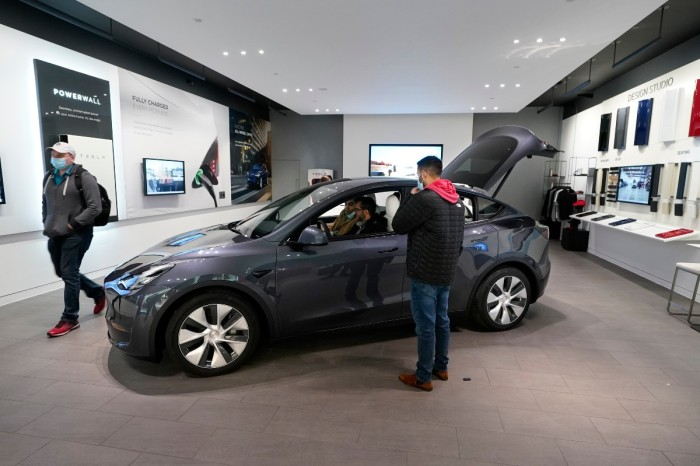 What Do Car Buyers Actually Think About Electric Vehicles?