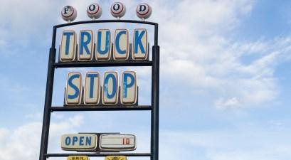 texas truck stops