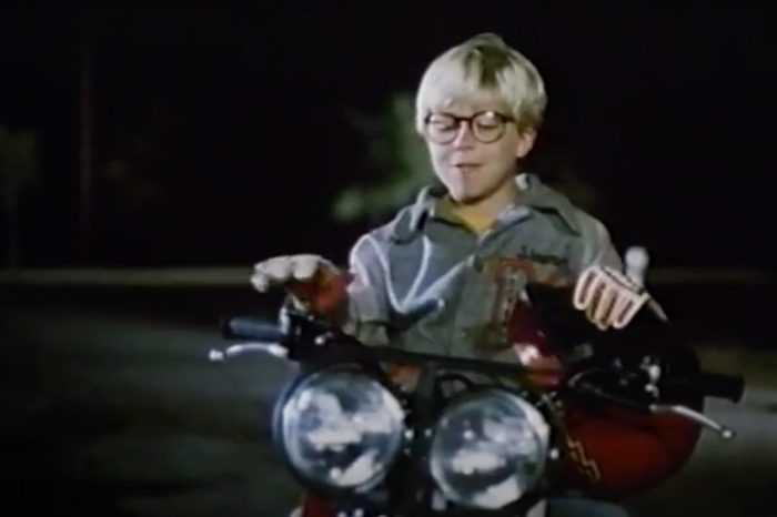 """""""The Dirt Bike Kid"""" Starred This Iconic """"Christmas Story"""" Actor"""