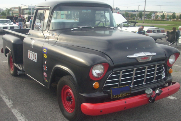 The Legend of the 1955 Chevy Task Force