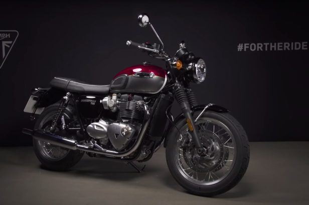 Everything You Need to Know About the 2021 Triumph Bonneville T120