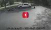 florida man hits woman with pickup truck