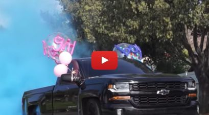 gender reveal burnout