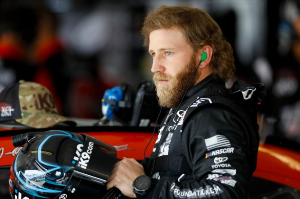 Jeffrey Earnhardt Drove This '96 Olympics-Themed Car to Honor His Legendary Grandfather