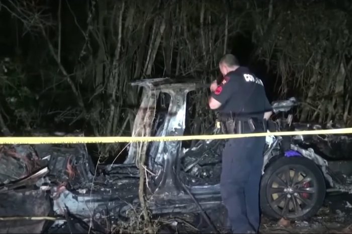 "2 Texas Men Killed in Tesla Crash: ""No One Was Driving,"" Police Say"