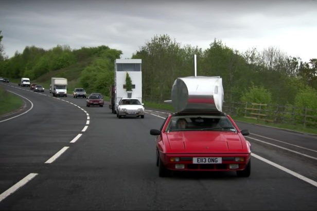 """The """"Top Gear"""" Guys Put Their DIY Brains to the Test for 215-Mile Camper Van Challenge"""
