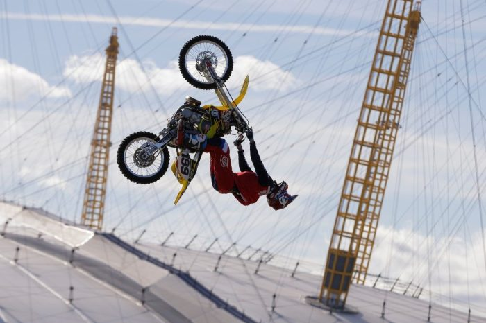A Fascinating History of the Backflip in Freestyle Motocross