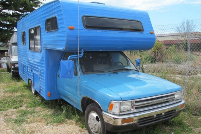 The Complete Guide for Building Your Own Truck Camper