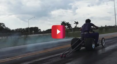 yamaha banshee 0-60 in 1 second