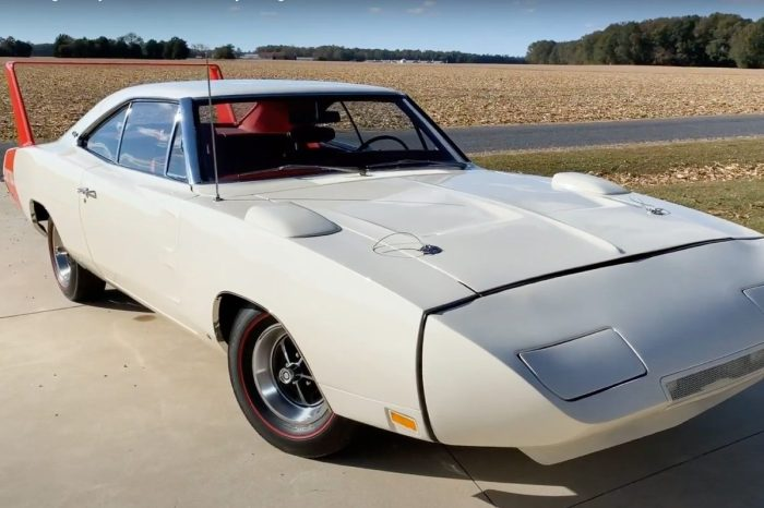 This '69 Dodge Daytona Went From a Barn Find to an Incredible Restomod