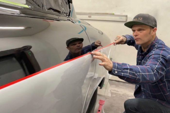 "Meet the Car Guru Behind the Extremely Popular ""Bad Chad Customs"""