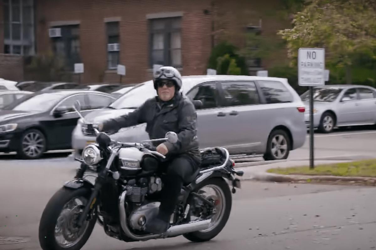 billy joel motorcycle