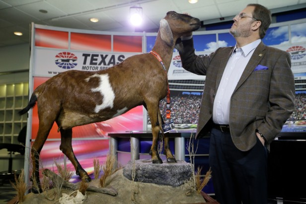 End of an Era: Eddie Gossage Steps Down As Texas Motor Speedway President After 25 Years