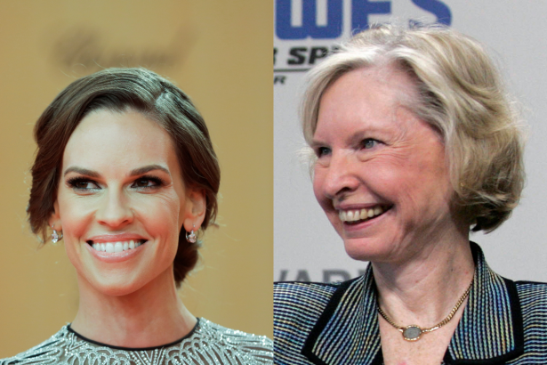 Hilary Swank to Play Racing Trailblazer Janet Guthrie in Feature Film