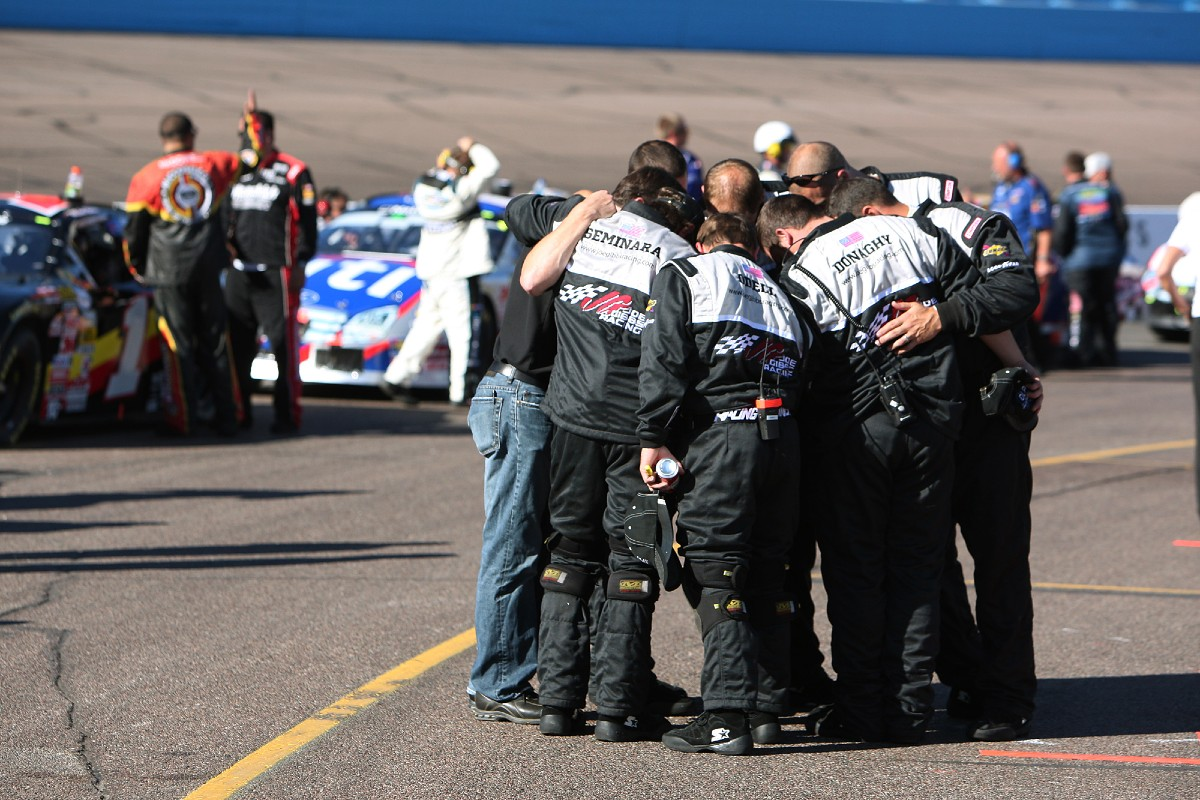 Can You Name All the NASCAR Cup Series Teams?